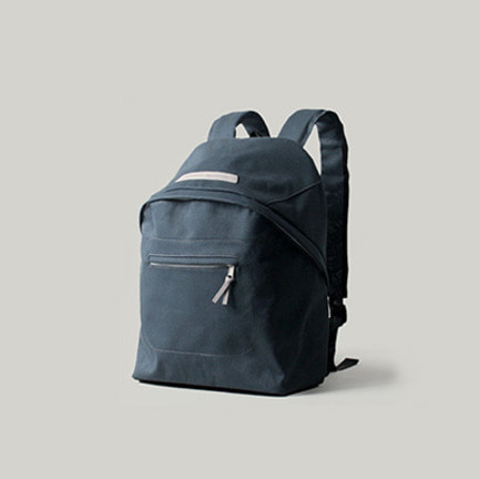 [30%세일] Truffle C5 Backpack_Inkblue(어깨끈 a형)