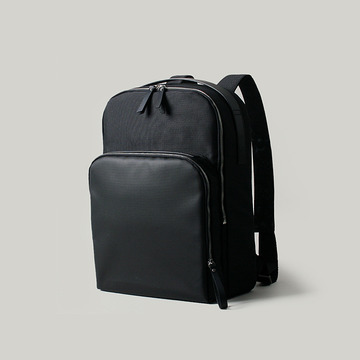 [소량재입고] JEFF A2 BACKPACK_BLACK