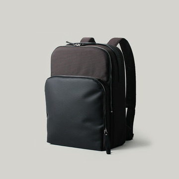 JEFF A2 BACKPACK BROWN
