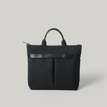 Euclid M35 Helmet Tote & Shoulder Black
