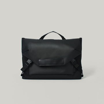 [소량입고]Hawk C1 Messenger bag Black