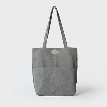 [The zero] P.2 ecobag gentlegray