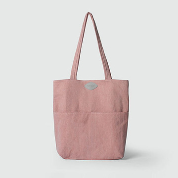 [The zero] P.2 ecobag shinepink