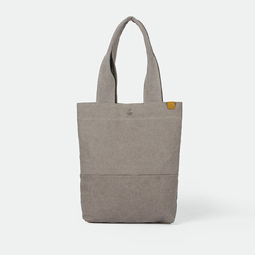 [소량입고][[The zero] Half Moon ecobag sandbrown