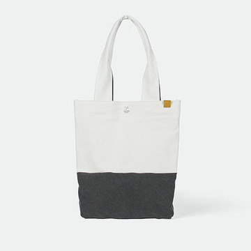 [The zero] Half Moon ecobag nightgray