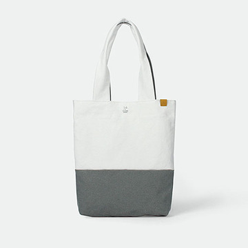 [소량입고][The zero] Half Moon ecobag daymint