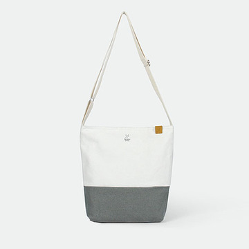 [소량입고][[The zero] Half Moon mini ecobag daymint