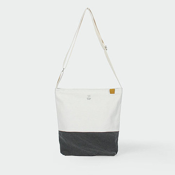 [The zero] Half Moon mini ecobag nightgray