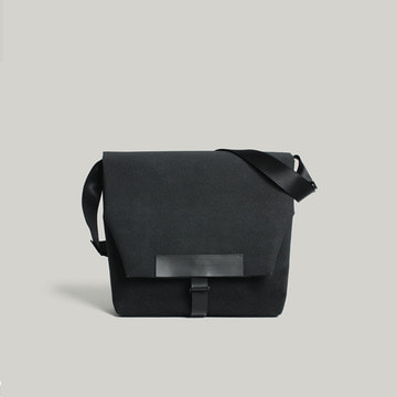 [5%세일] Euclid M30 Messenger & Shoulder Black